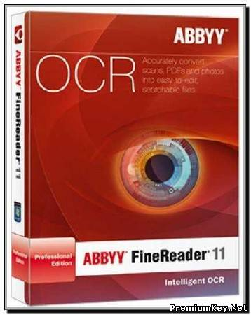 ABBYY FineReader 11.0.102.536 Professional Edition (2012)