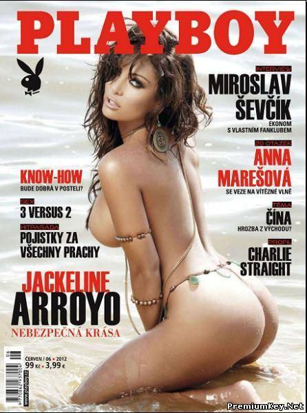 Playboy #6 (June/2012/Czech)