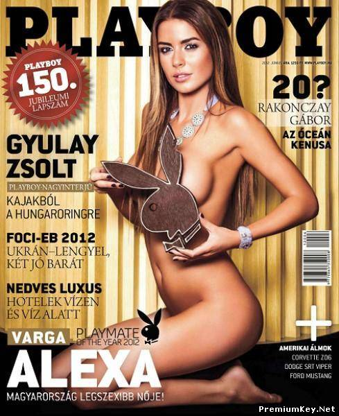 Playboy #6 (June/2012/Hungary)