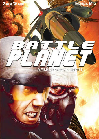 Планета сражений / Battle Planet (2008) HDRip