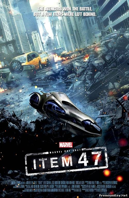 Образец 47 / Marvel One-Shot: Item 47 (2012/HDRip)