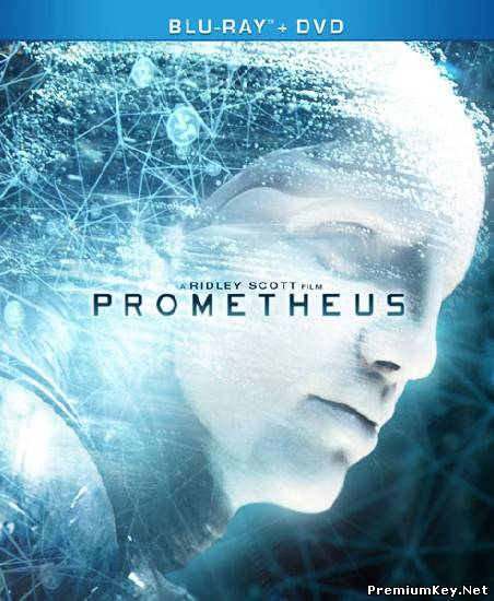 Прометей / Prometheus (2012/HDRip/2100Mb/1400Mb)