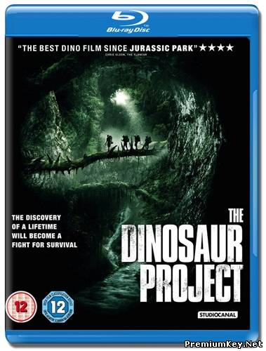 Проект Динозавр / The Dinosaur Project (2012) HDRip-AVC