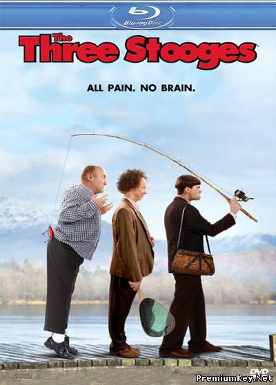 Три балбеса / The Three Stooges (2012) HDRip