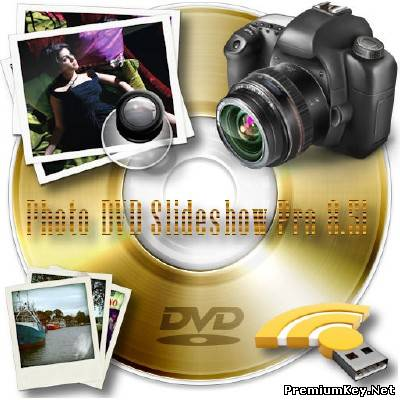 Photo DVD Slideshow Professional 8.51 Portable (2012/MULTI)