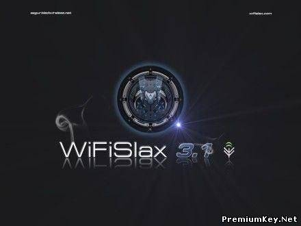 WiFi Slax Wireless Hacking Live-CD v3.1 + плагины (2011/RUS/ENG/PC)