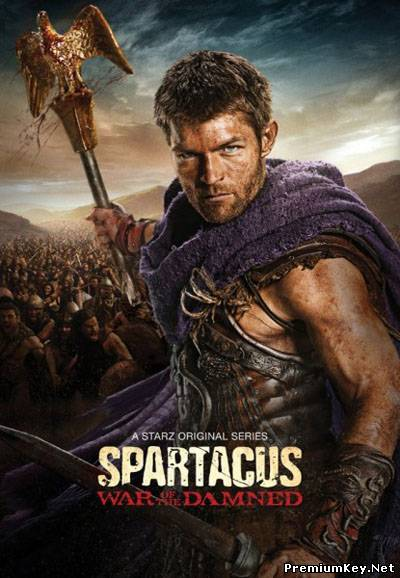 Спартак: Война проклятых - 3 сезон / Spartacus: War of the Damned (2013) HDTVRip