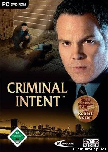 Law & Order: Criminal Intent (2005/PC/RUS)