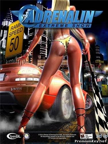 Adrenalin Extreme Show (2005/PC/RePack/RUS)