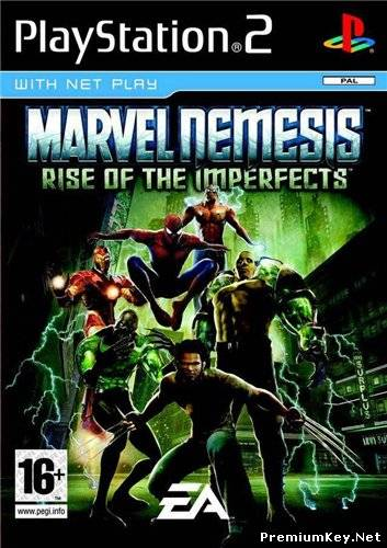 Marvel Nemesis: Rise Of The Imperfects (2005/PS2/RUS)