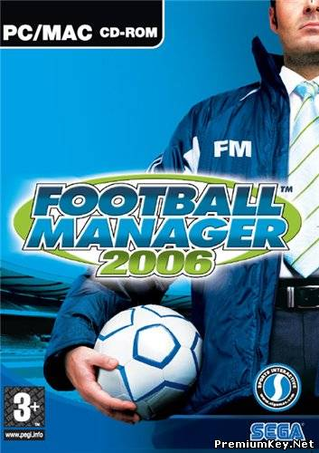 Football Manager 2006 (2005/PC/RUS)