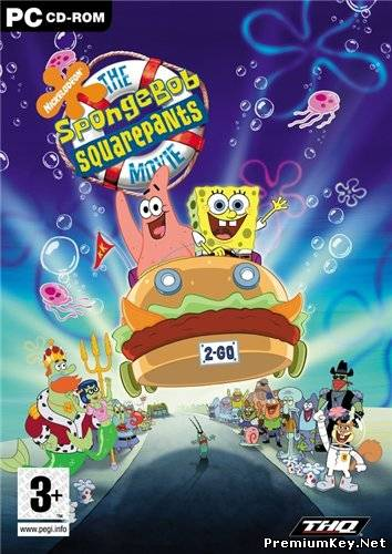 SpongeBob SquarePants The Movie (2005/PC/RUS)