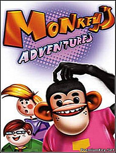 Monkey's Adventures (2005/PC/RePack/RUS)