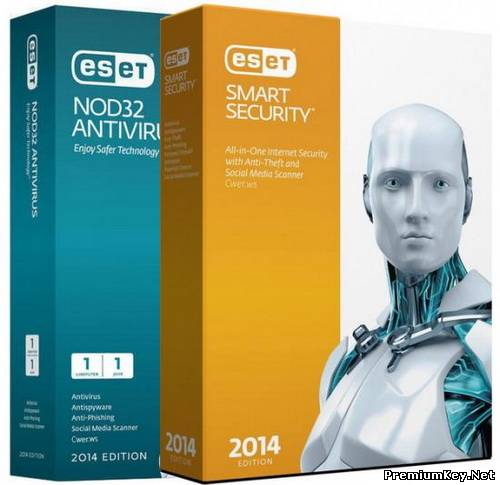 ESET Smart Security & NOD32 Antivirus 7.0.302.8 Final RUS
