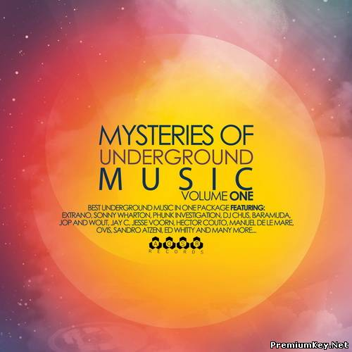 Mysteries of Underground Music Vol.1 (2013)