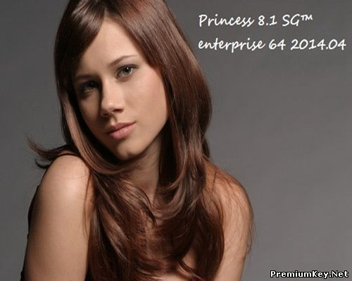 Princess 8.1 SG™ Enterprise x64 2014.04
