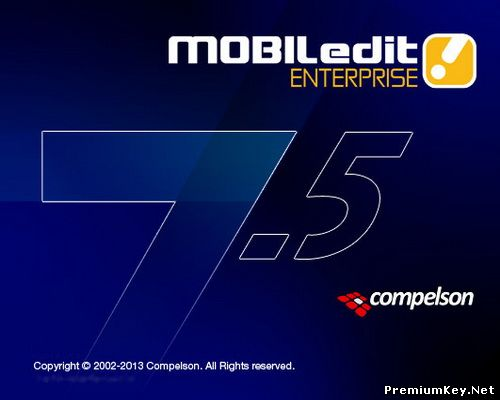 MOBILedit! Enterprise/Standart 7.5.6.4317 (16.06.2014)