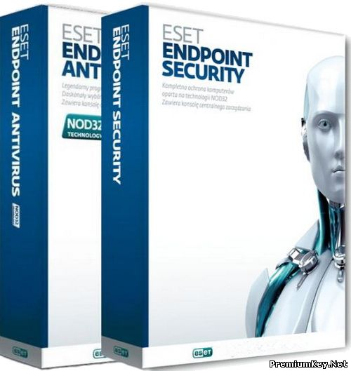 ESET Endpoint 5.0.2229.1 Final Antivirus / Security Rus x86/x64 (12.06.2014)