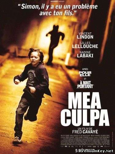 Моя вина / Mea culpa (2014, HDRip, 1,35Gb)