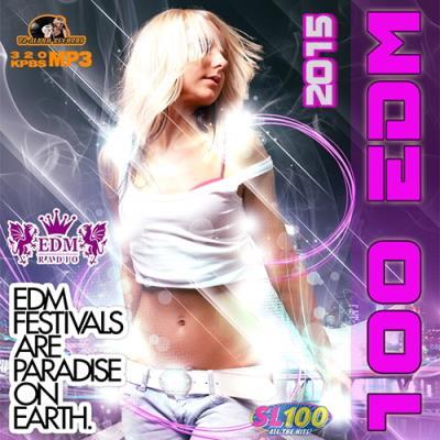 100 EDM Festivals (2015)