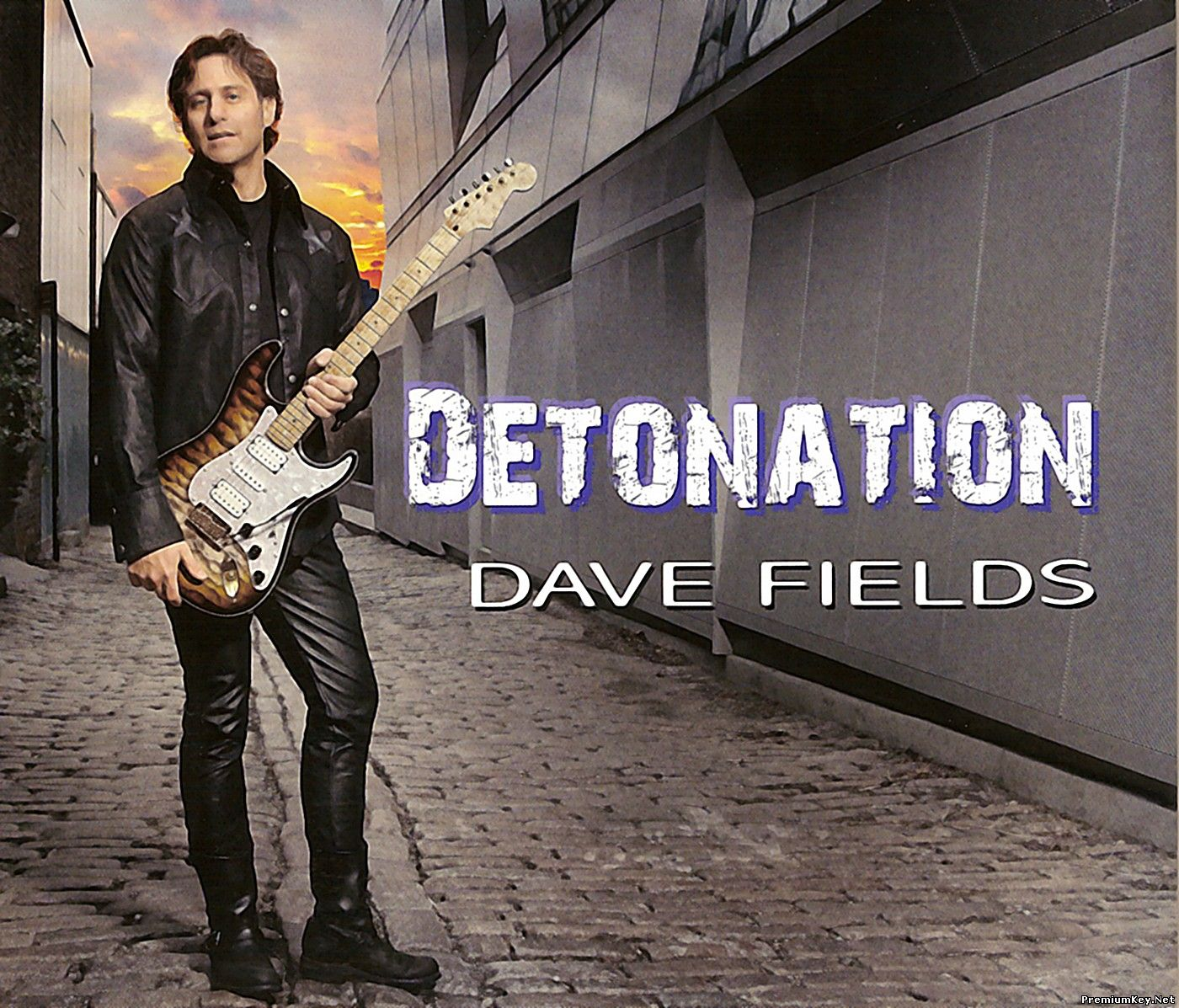 Dave Fields - Detonation (2012)