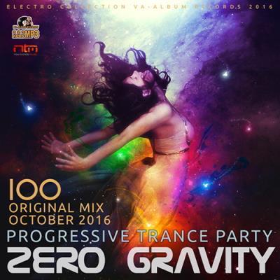 <b>Zero Gravity: 100 Trance Progressive Party (2016)</b> скачать бесплатно