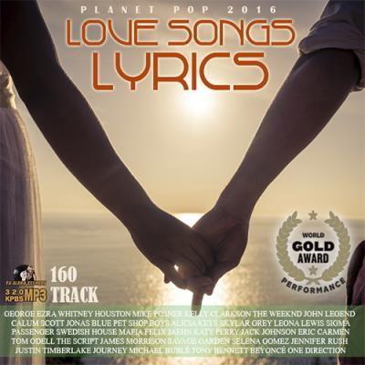 <b>100 Planet Pop: Love Songs Lyric (2016)</b> скачать бесплатно