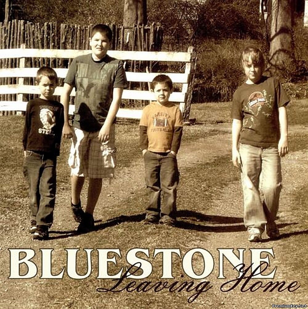 BlueStone - Leaving Home (2009) (Lossless)