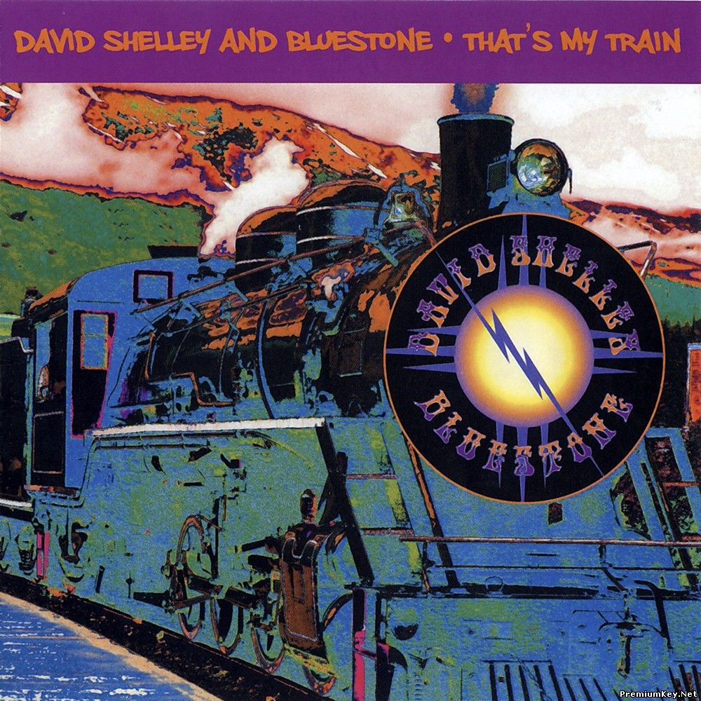 David Shelley and Bluestone - That's My Train (2011) (Lossless)