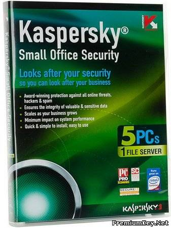 Kaspersky Small Office Security 2 AIO (04.03.2011/ENG/DEU/RUS)