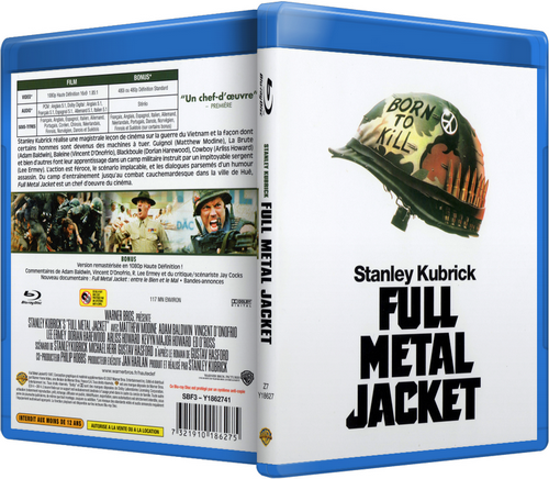 an introduction to the analysis of full metal jacket /u/md28usmc saw a comment i wrote about the symbolism in full metal jacket and great analysis a breakdown of joker's character development in full.