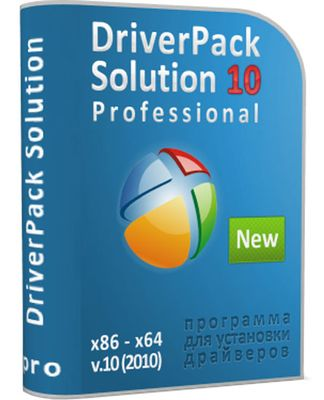 DriverPack Solution 10 Beta R145 with Drivers Installer Assistant (21.06.2010)