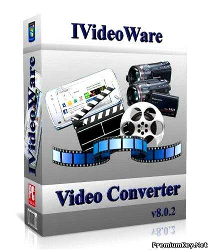 IVideoWare Video Converter Ultimate 8.0.2 (2011) ML + Rus