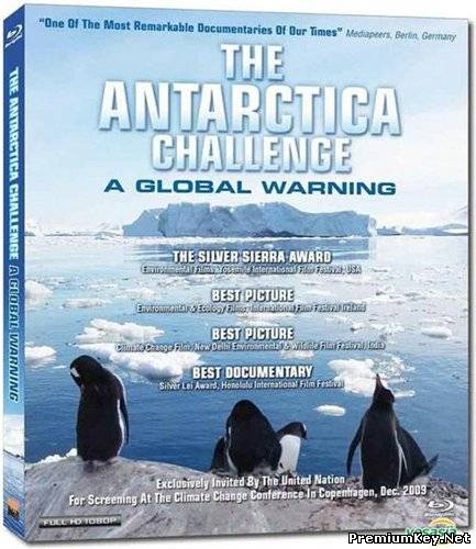 Проблема Антарктиды / The Antarctica Challenge: A Global Warning (2009) Blu-ray Disc