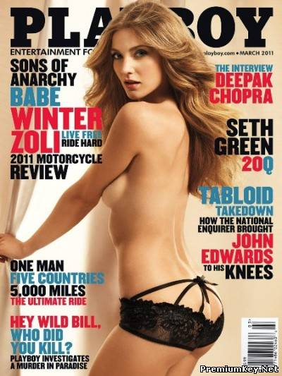Playboy #3 (March/2011/USA)
