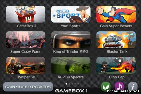 GAMEBOX 1 [4.0.2] [iPhone/iPod Touch]