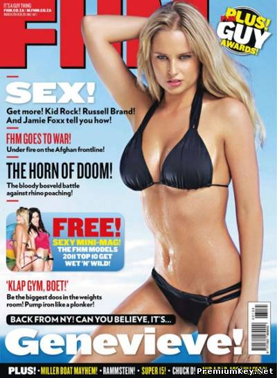 FHM (March/2011/South Africa)