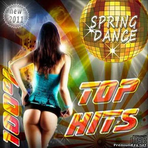 100% Top Hits Spring Dance (2011)