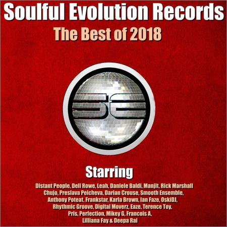 VA - Soulful Evolution Records The Best of 2018 (2018)