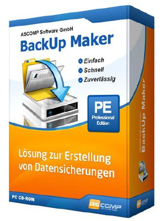 BackUp Maker Professional Edition 7.402
