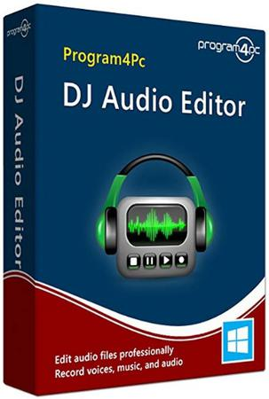 Program4Pc DJ Audio Editor 7.6