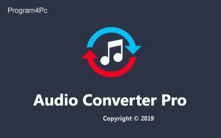Program4Pc Audio Converter Pro 7.1