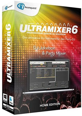 UltraMixer Pro Entertain 6.1.3