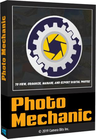 Photo Mechanic 6.0 Build 2818