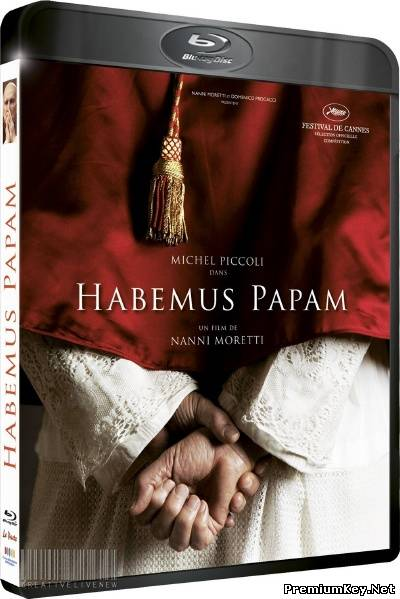У нас есть Папа / Habemus Papam / We Have a Pope (2011/HDRip)