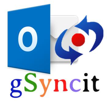 gSyncit for Microsoft Outlook 5.4.46.0