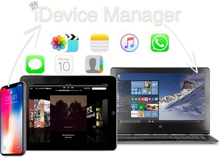 iDevice Manager Pro Edition 8.6.0.0