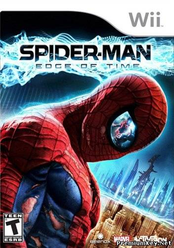 Spider-Man: Edge of Time (2011/Wii/ENG)