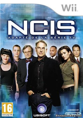 NCIS (2011/Wii/ENG)