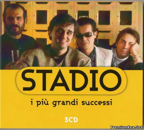 Stadio - I Piu Grandi Successi (3CD) (2011)